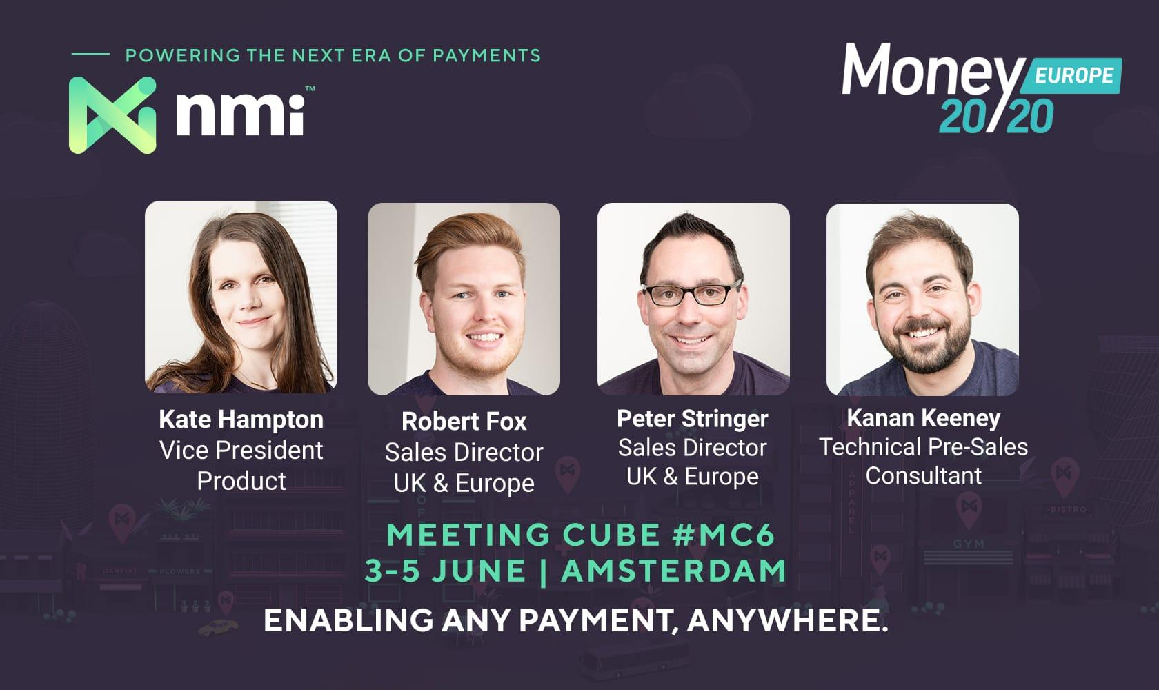 NMI at Money20/20 EU