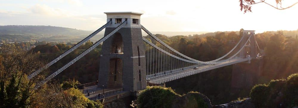 Clifton Suspension Bridge Contactless Payment